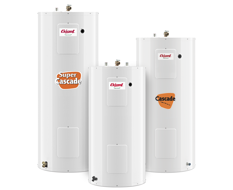 Residential Water Heaters | Giant Factories Inc