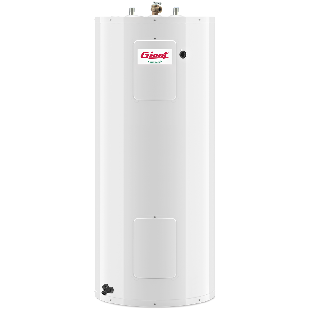 Residential Electric Water Heater Standard 40 Imp Gal Giant Factories Inc