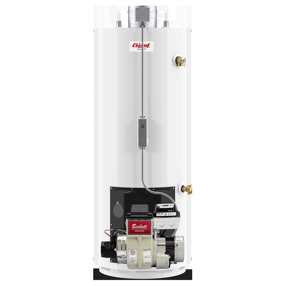 residential oil-fired water heater – 32 u s  gal