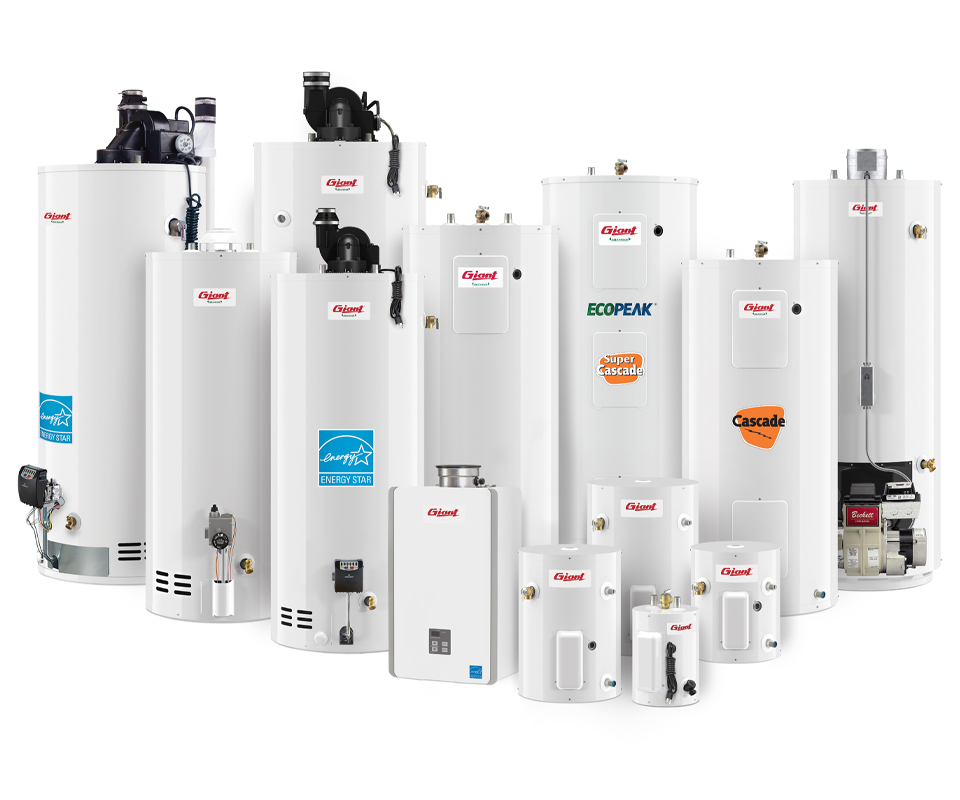 Giant Factories Inc. | Manufacturer of water heaters